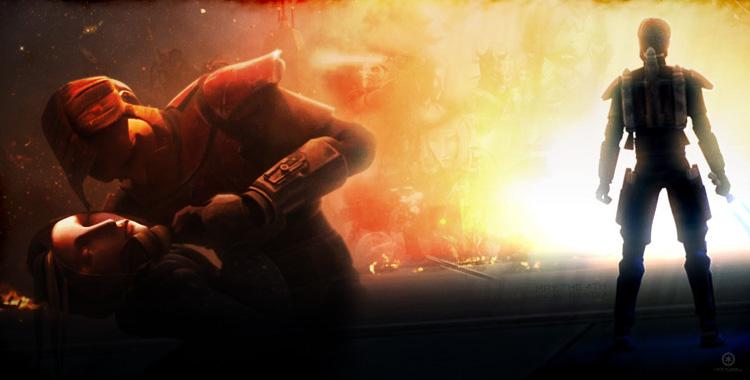 Star Wars Day image - tribute to Duchess Satine