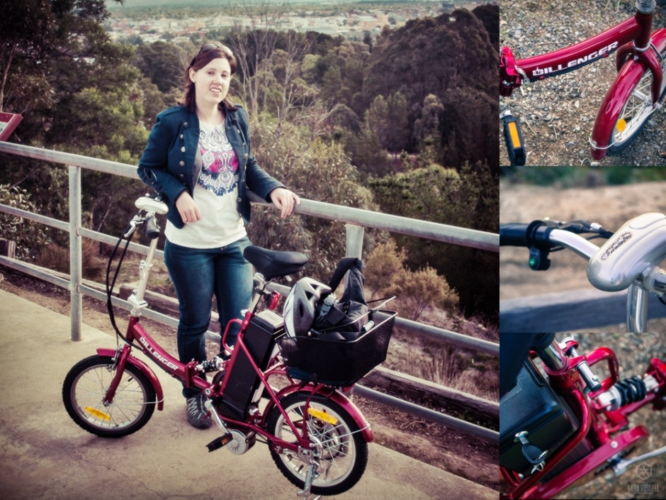 me with my e-bike! :)