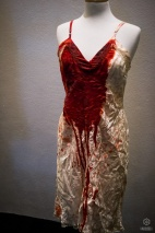 dress of one of the victims