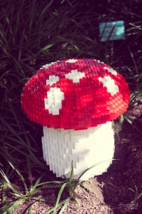 Lego mushroom :)