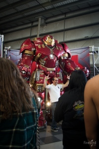Iron Man suit from Avenger: Age of Ultron