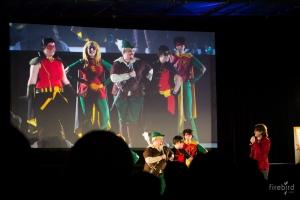 Cosplay Comp. Robin interpretations