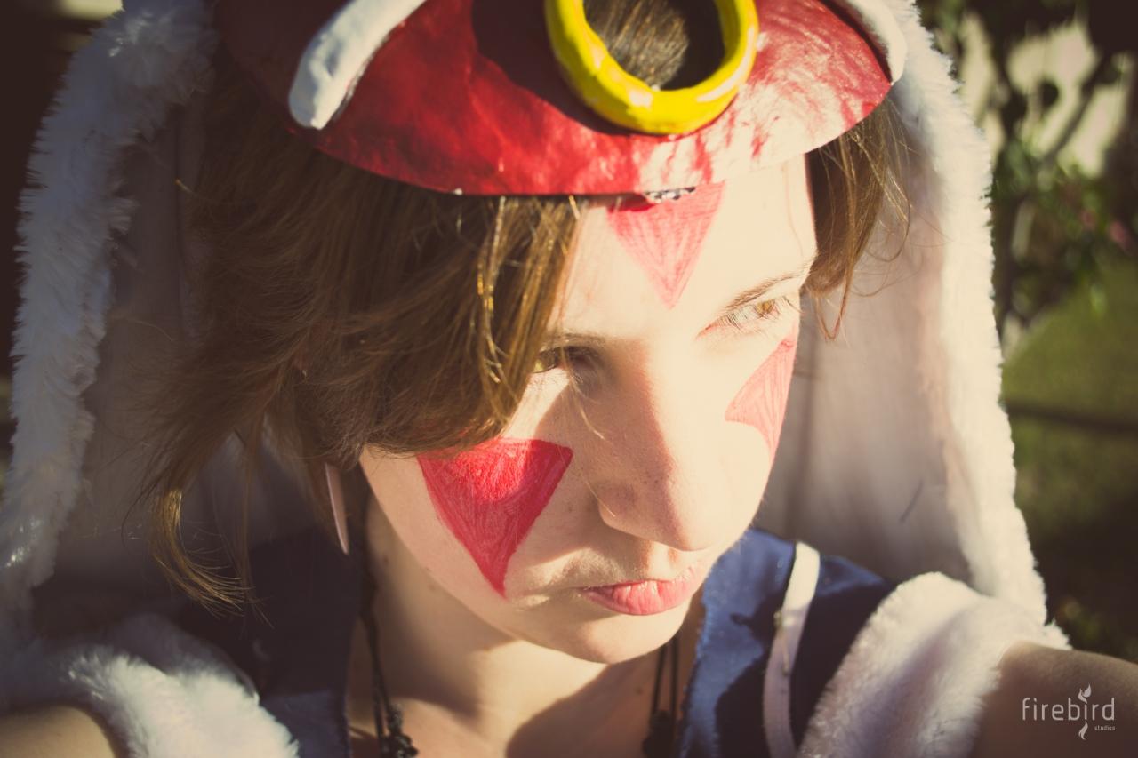Princess Mononoke Cosplay Supanova 2015 Larajrussell