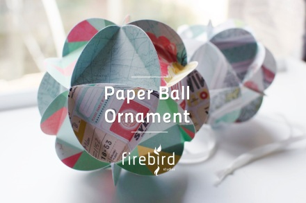 Paper Ball Ornament_hero_with text